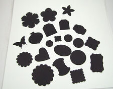 Stampin Up Punchies $1 Deals Buy 10 Pks Get 1 Free choice of designs colors