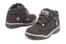 * Timberland Field Boot Black 41797 New PS Kids Hiking Causal Boot Sz 12.5~2