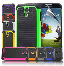 SHOCK PROOF SERIES CASE COVER FOR SAMSUNG S4 I9500 + FREE SCREEN PROTECTOR