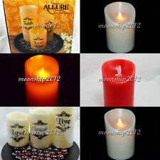 Battery Operated LED Scent Wax Candle Flameless Candle Wedding Home Decoration