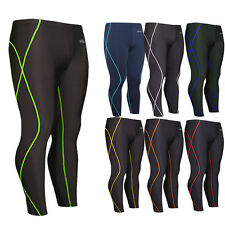 womens tights skin compression pants base layer leggings clothing  XS~2XL