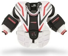 New Vaughn 9200 ice hockey goal chest/arm protector Jr VP Vision goalie and arms