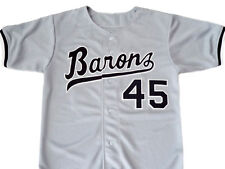 MICHAEL JORDAN #45 BIRMINGHAM BARONS JERSEY BUTTON DOWN GREY - ALL SIZES