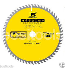 NEW TCT  SAW BLADES WOOD/TIMBER CUTTING CIRCULAR SAW BLADES FOR 110MM TO 350MM