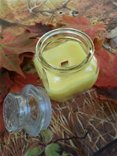 16 oz Soy Candle with Wooden Wick