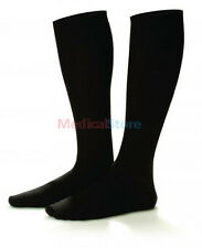 Mens Nylon Support Dress Socks Firm 10-15 mmhg Compression Stocking Dr Comfort