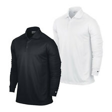 2013 Nike Golf Victory UV Long Sleeved Mens Polo Shirt. New For 2013