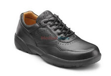 Robert  -  Diabetic Shoes - Dr Comfort  Mens -Leather - Free Gel Inserts