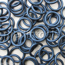 100Pcs Rubber Metric O-Ring Section 1mm (select more diameter)