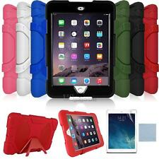 Re-Survivor Shockproof Heavy Military Duty Hybrid Hard Case For Apple iPad Mini