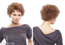 Jon Renau Lite N Easy Short Curly Layered Light Weight Blonde Red Gray Wigs
