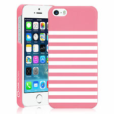 CaseCrown Monaco Stripes Snap On Case Cover for iPhone 5 - Assorted Colors