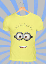 Despicable Me 2 Minion Dave Smile T-Shirt | Gru Great Pyramid of Giza Movie Film
