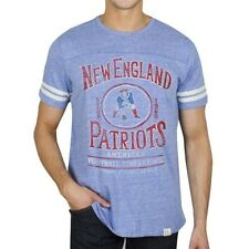 AUTHENTIC JUNK FOOD NEW ENGLAND PATRIOTS TAILGATE FOOTBALL MEN T SHIRT S-2XL