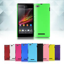 New Hard PC Back Cover Case Skin Protector for Sony Xperia M C1905-10 Colors