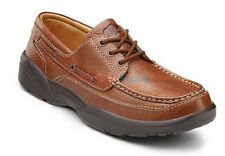 Patrick-  Diabetic Shoes - Dr Comfort  Mens -Leather - Free Gel Inserts