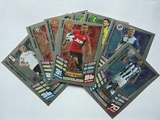 MATCH ATTAX 2012 2013 CHOOSE STAR SIGNING FOIL CARDS NEW FREE UK POSTAGE