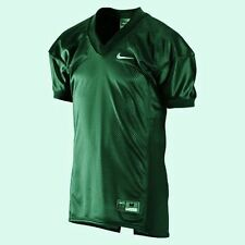 NEW Mens NIKE Destroyer DK GREEN Mesh Game Uniform Football Jersey Shirt XL 2XL