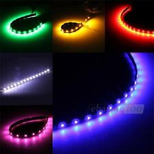 2 x 30cm 15 SMD Flexible Waterproof LED Strip Bar Light Car Motor Truck