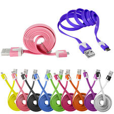 CABLE CHARGEUR SYNC MICRO USB 1M SAMSUNG 11 COULEUR NOKIA LG HTC SONY BLACKBERRY