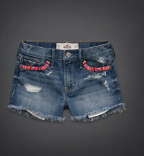 NWT Hollister by Abercrombie Womens High Rise Shorts