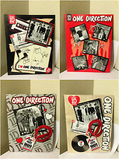 ONE DIRECTION 1D Portfolio Folder Perfect for Back to School Supplies Brand New