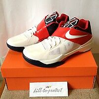 NIKE KD IV 4 KEVIN DURANT USA OLYMPIC US10 11 12 13 Nerf 473679-103 +Receipt