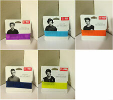 ONE DIRECTION 1D + Office Depot Wristband Anti Bullying Niall Harry Louis NEW