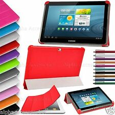 "Ultra Slim Smart Leather Stand Case Cover Samsung Galaxy Note 10.1"" N8000 N8010"