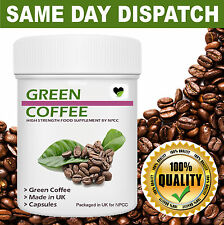 Green Coffee Bean Extract Slimming Pills, 2000MG Daily Strength Diet Pills NPCC