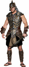 DRAGON LORD GLADIATOR ADULT MENS COSTUME Warrior Roman Medieval Party Halloween