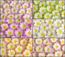 7cm Wholesale DIY Wedding Flower Artificial Foam Floating /Hawaiian Flower Heads