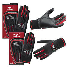 MIZUNO THERMAGRIP WINTER GLOVES PAIR