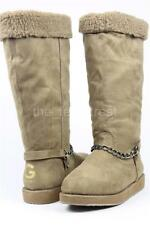 New G By Guess US Multi Size 'Horizan' Natural Boots