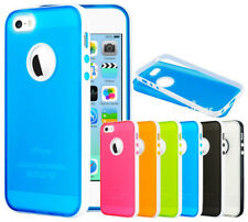 Colorful Heavy Duty Hybrid Rugged Hard Case Cover For iPhone 5 5S Stylus+Film