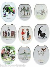 Looprints Funny Picture Novelty Toilet Seats