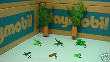 Playmobil 4246 tomb Egyptian 4242 Sphinx mummy palm trunk plant leaves toy 126
