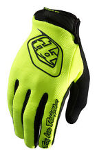NEW TROY LEE DESIGNS TLD AIR MX DIRT BIKE OFFROAD GLOVES YELLOW YLW ALL SIZES