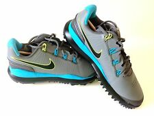 Nike Tiger Woods TW 2014 TW14 Golf Shoes - Cool Grey/Blue/Dark Grey  SELECT SIZE