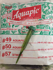 Fresh Flower AuqaTube and Water Pick Packed 100 - Make your Flowers last Longer!