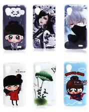 Cartoon Pattern Sweet Cute Soft Case Cover Guard Protector Shell For Lenovo P770