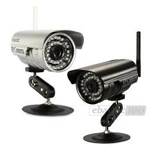 Wanscam Wireless WiFi Outdoor CCTV LED IP Security Camera IR P2P Day Night