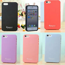 NEW Cute Glossy Soft TPU Gel Case Cover Skin For iPhone 5S 5G 5  8 Colors HOT