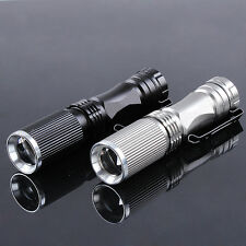 Q5 300LM SA3 7w LED CREE Lampe de Poche Torche Zoomable Mini Flashlight Tactical