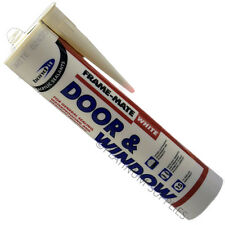 FRAME-MATE DOOR & WINDOW ACRYLIC FRAME SEALANT FILL CRACKS AND JOINTS