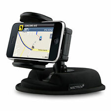 Friction Dashboard Car Mount Cradle 2 in 1 Windshield Dash Cell Phone Holder