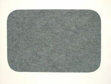 New Gray Indoor Outdoor Area Rug Large Modern Custom Sizes Carpet Marine Backing