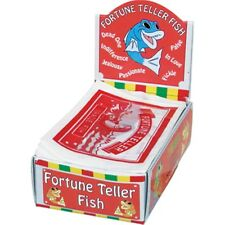 FORTUNE TELLING FISH - STOCKING FILLER - CHRISTMAS CRACKER FILLER - XMAS PARTY