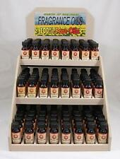 Aroma Therapy Fragrance Oils 1/2 FL OZ each Bottle  A - M
