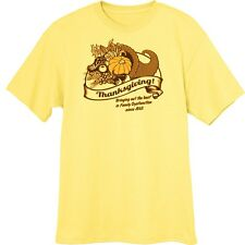 Thanksgiving for Family Dysfunction Funny Novelty T-Shirt  Z13471